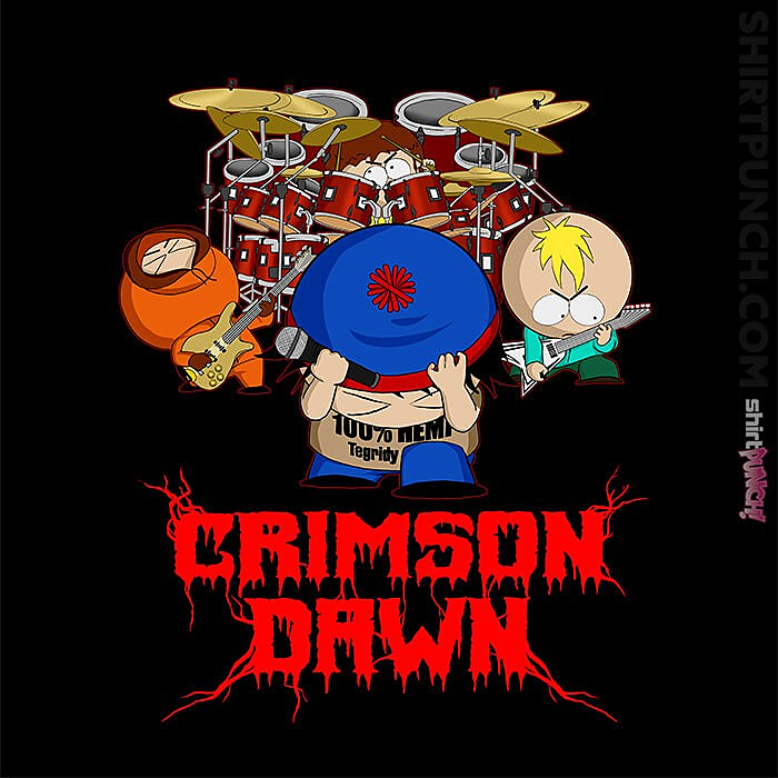 ShirtPunch: Crimson Dawn