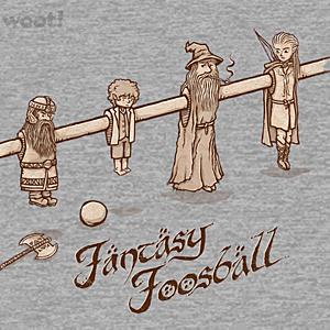Woot!: Fantasy Foosball