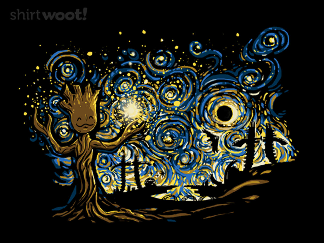 Woot!: Vincent Van Groot - $15.00 + Free shipping