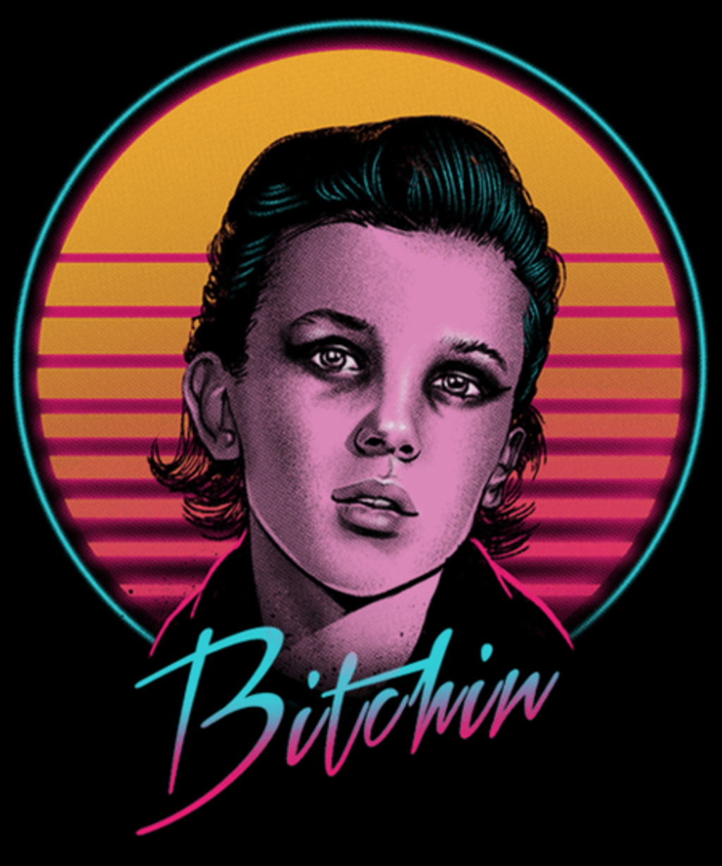 Qwertee: Bitchin'