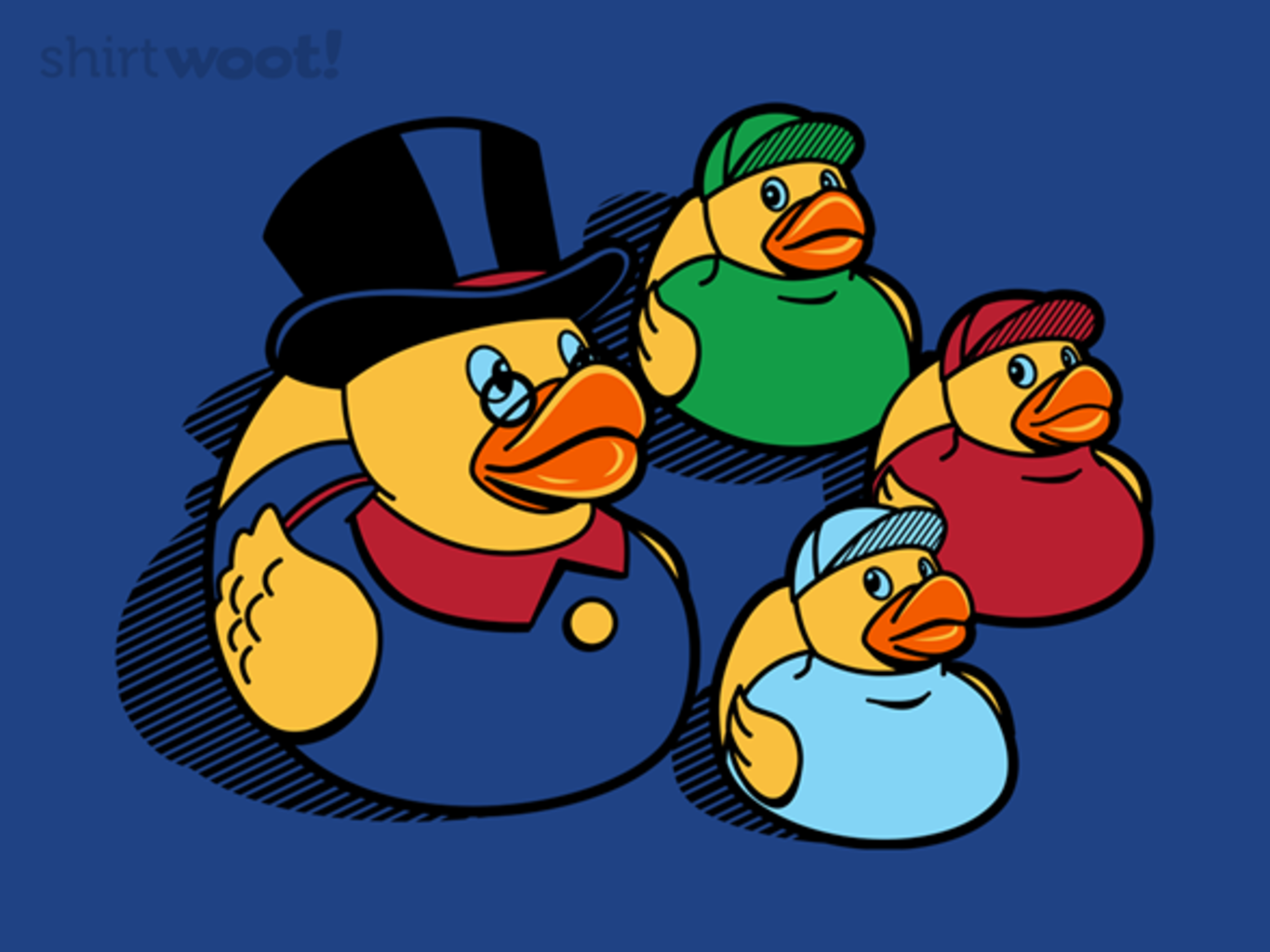 Woot!: Rubber Ducky Tales