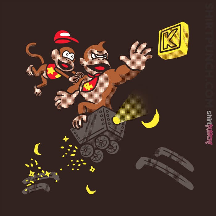 ShirtPunch: Life In The Mines