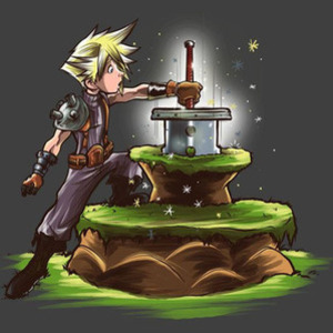 Once Upon a Tee: The Buster in the Stone