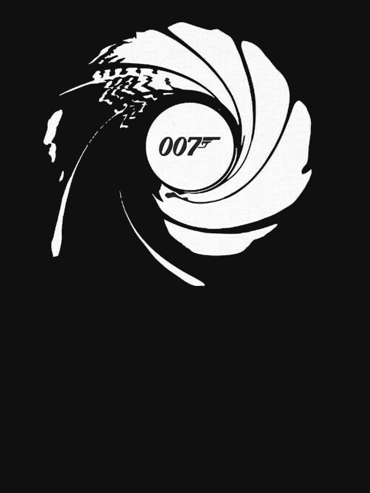RedBubble: gun zero zero seven