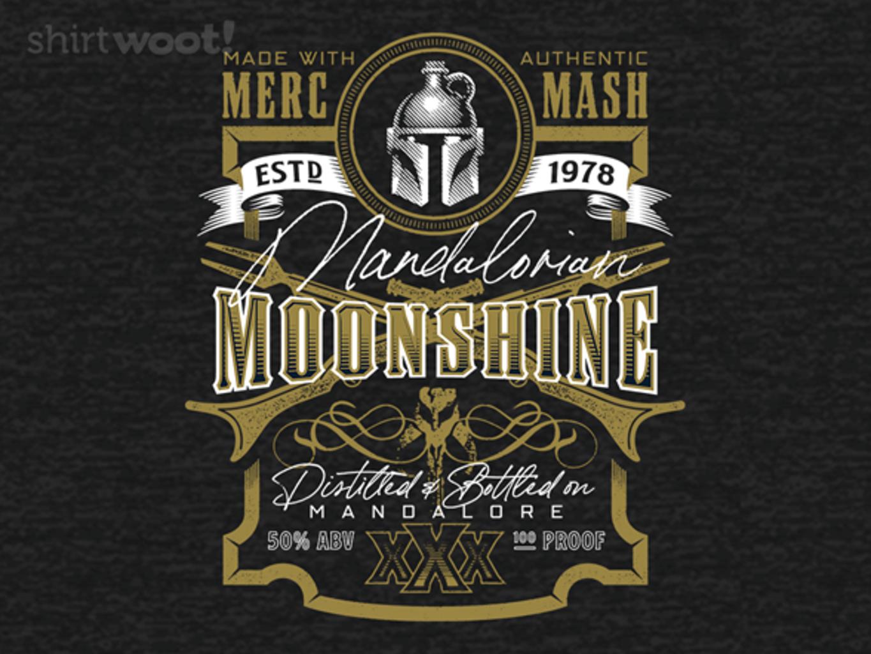 Woot!: Mandalorian Moonshine