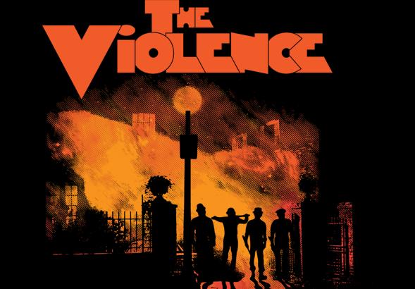 teeVillain: The Violence