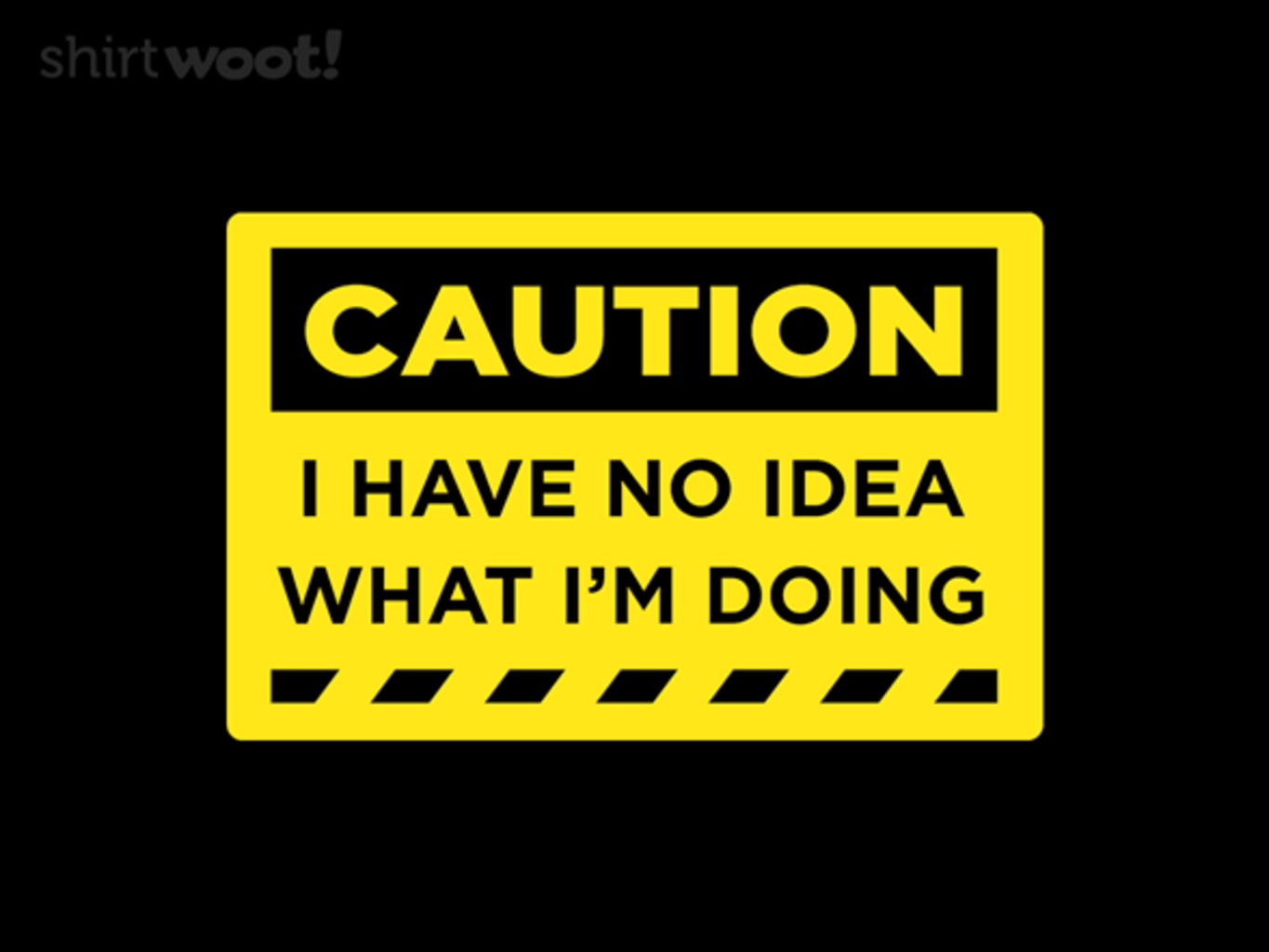 Woot!: A Warning to Others