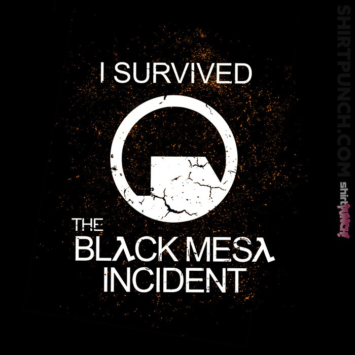 ShirtPunch: Black Mesa