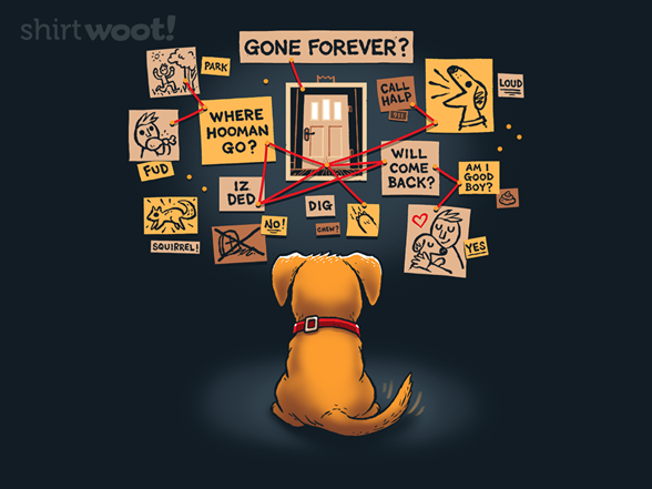 Woot!: Every Time You Leave