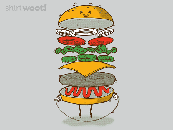 Woot!: Sporty Fast Food