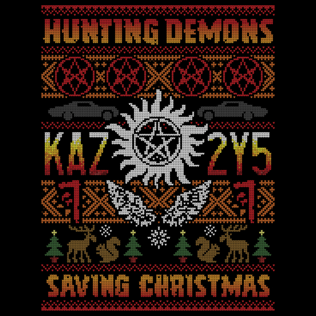 NeatoShop: A Supernatural Christmas