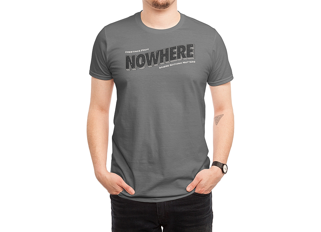 Threadless: Greetings from Nowhere