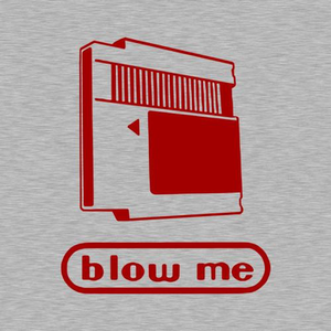 Five Finger Tees: Blow Me T-Shirt