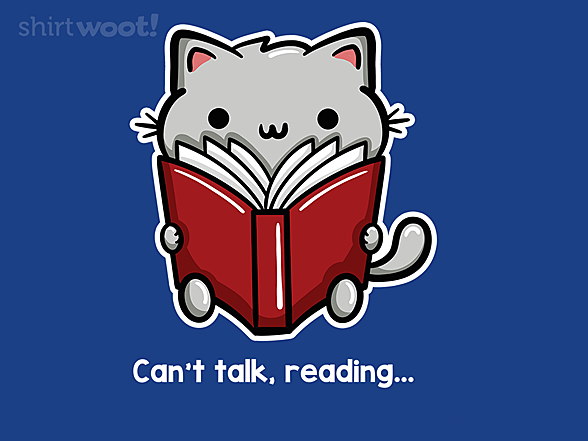 Woot!: Can't Talk, Reading
