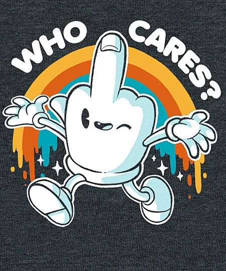Qwertee: Who cares?