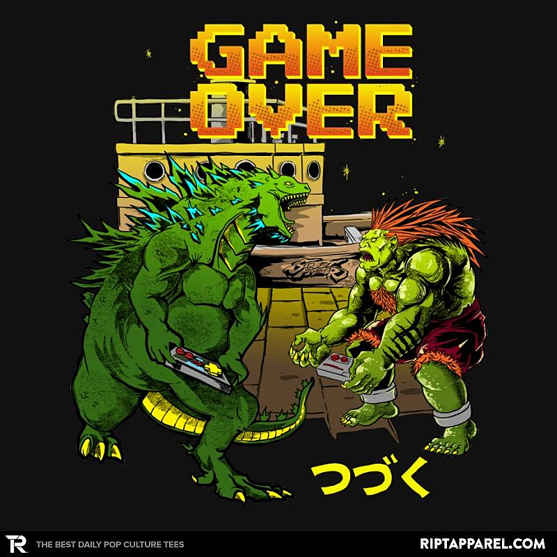 Ript: Game Over