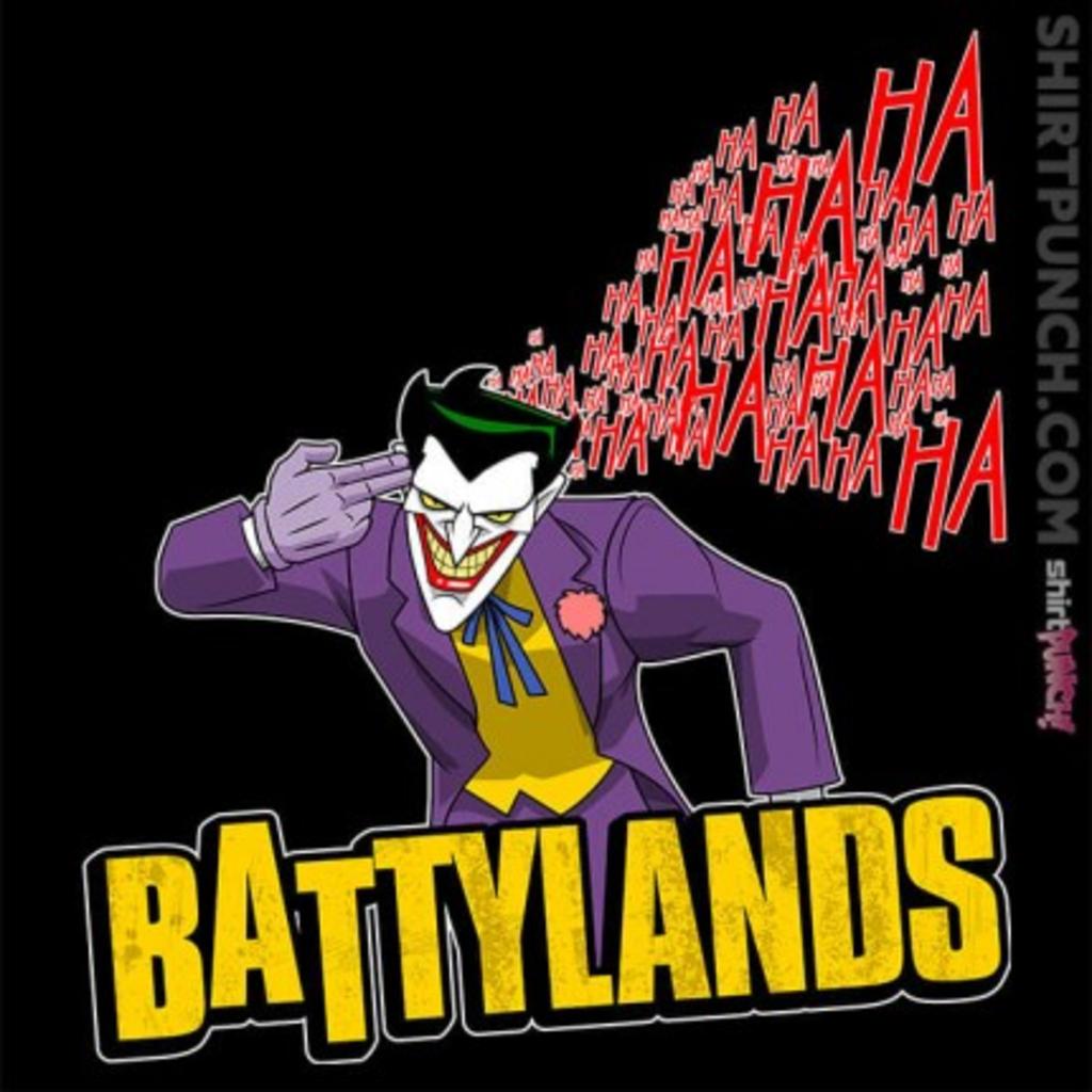 ShirtPunch: Battylands