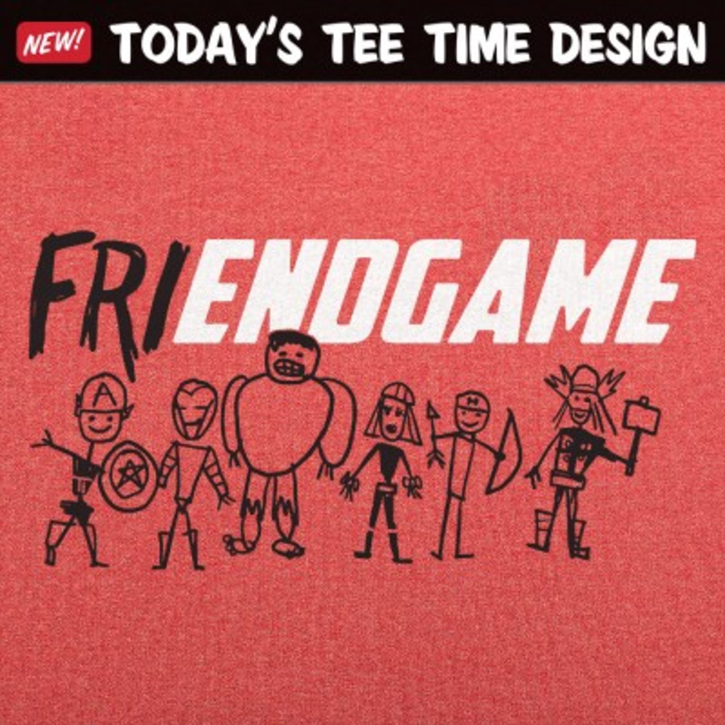 6 Dollar Shirts: Friendgame