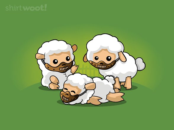 Woot!: Silent Lambs