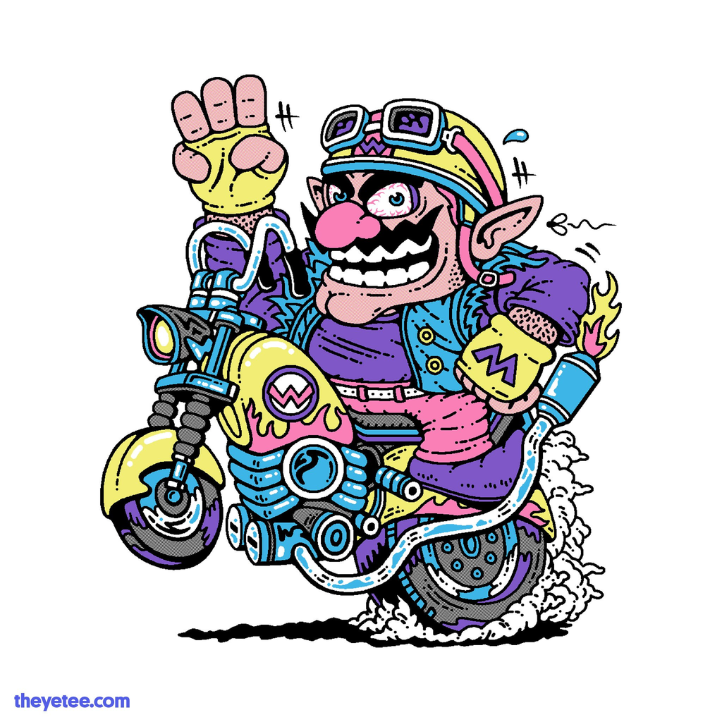 The Yetee: PLUMBER FINK