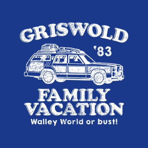 Five Finger Tees: Griswold Family Vacation T-Shirt