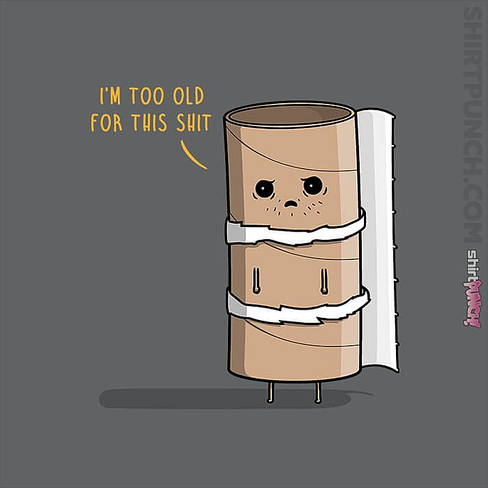 ShirtPunch: Paper Rold