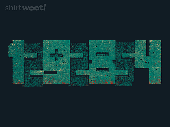 Woot!: Dystopian Math
