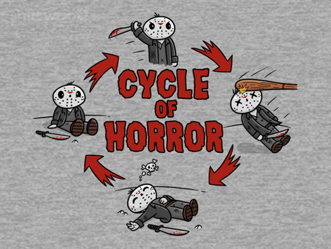 Woot!: Cycle of Horror