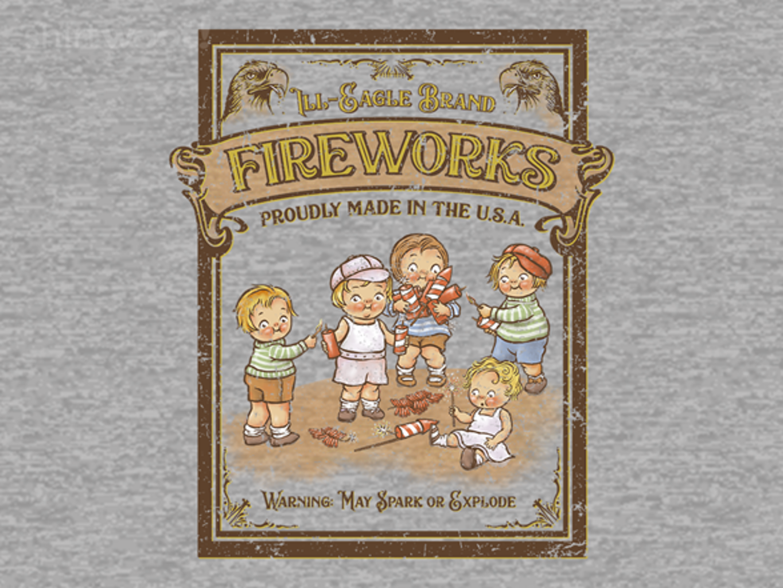 Woot!: Vintage Fireworks