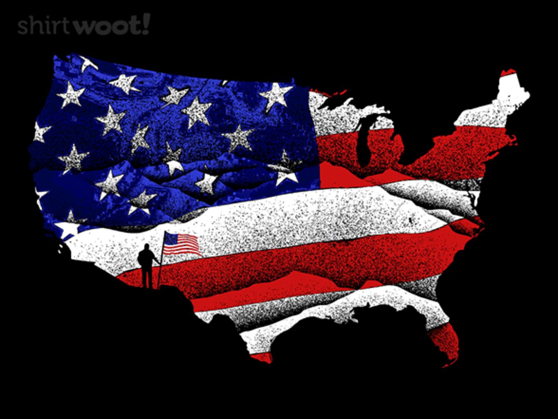Woot!: Amazing USA - $15.00 + Free shipping