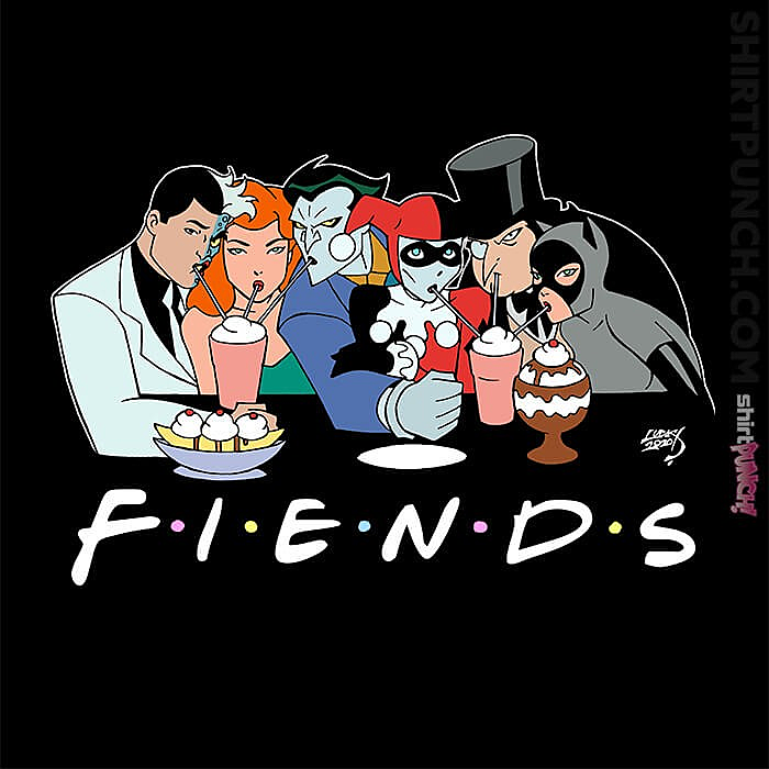 ShirtPunch: Gotham Fiends