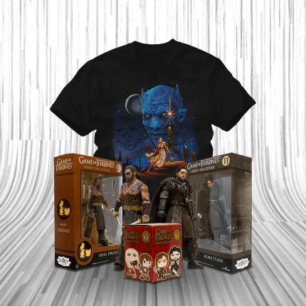 ShirtPunch: The Dead King Bundle