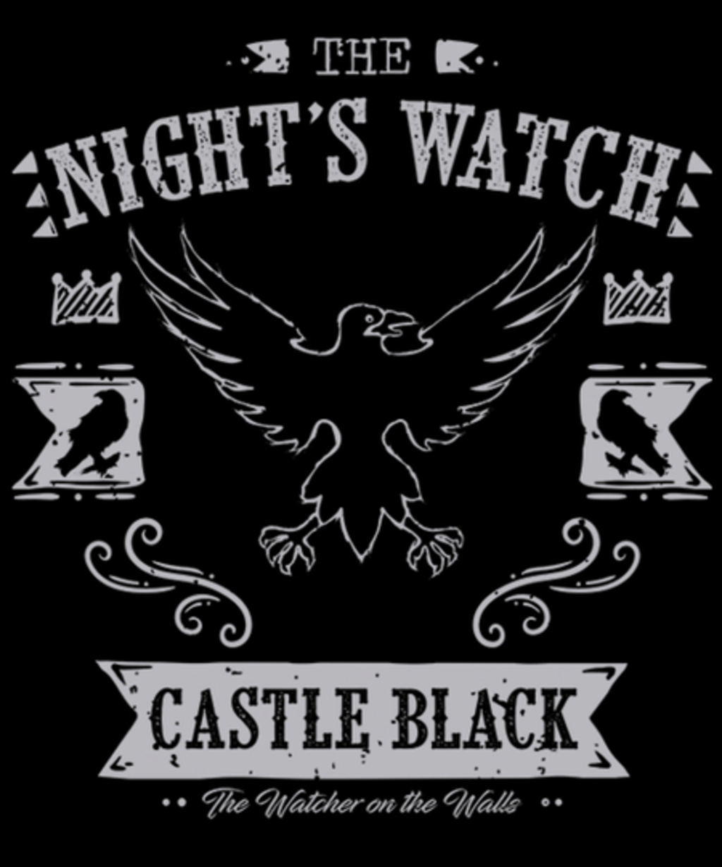 Qwertee: The Black Crows