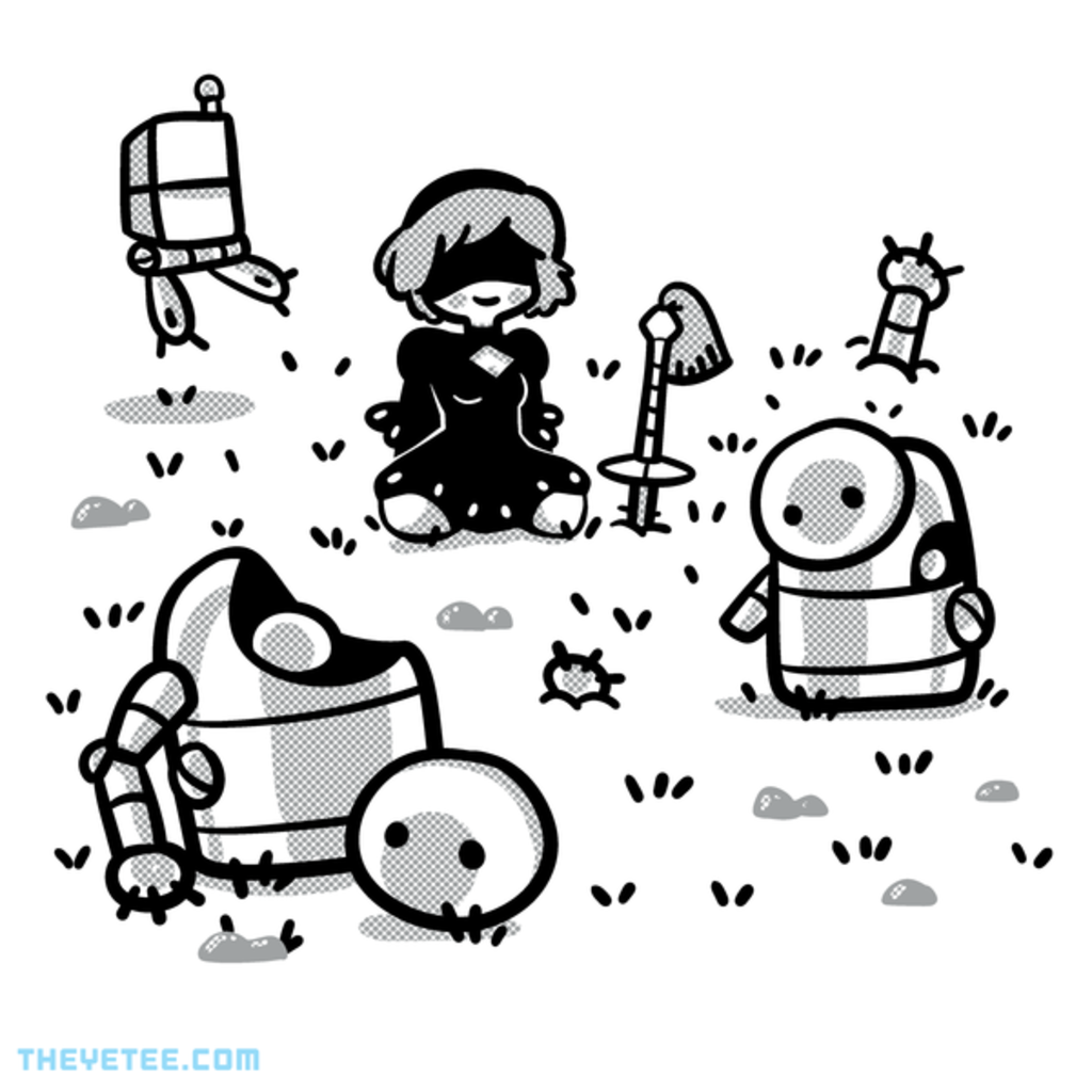 The Yetee: Android Buds
