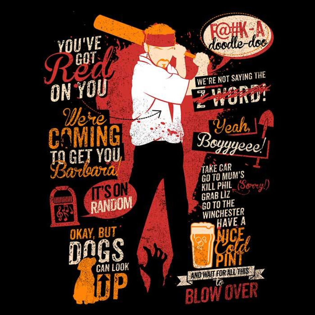 Once Upon a Tee: Shaun Quotes