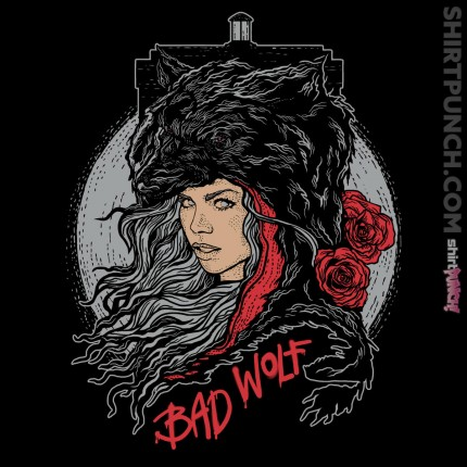 ShirtPunch: Bad Wolf