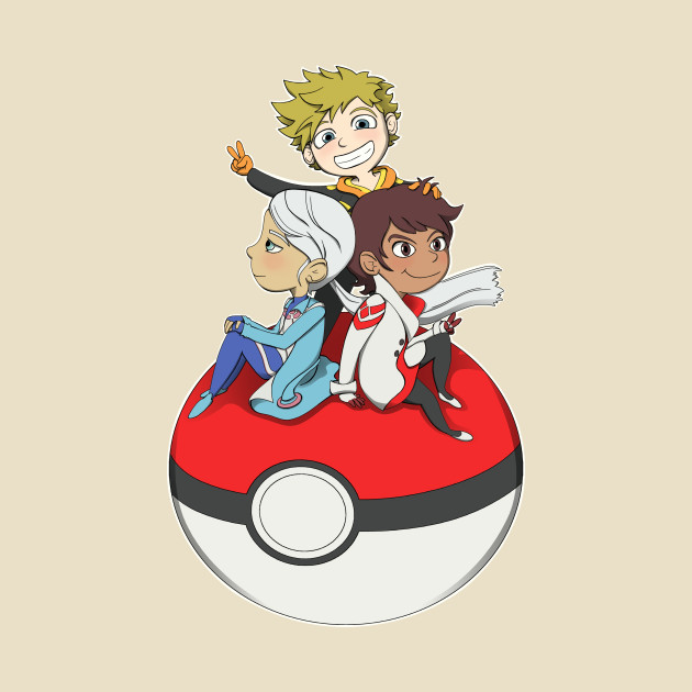TeePublic: Pokemon Go Is Magic T-Shirt