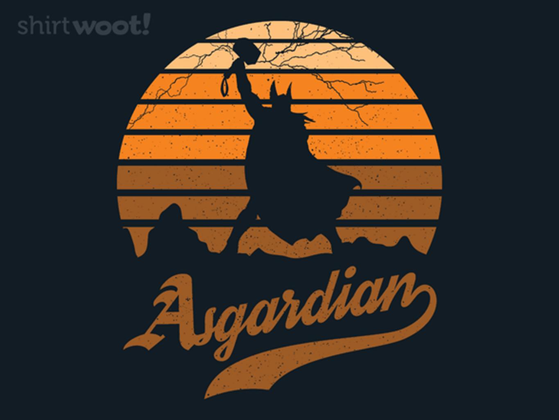 Woot!: Asgardian