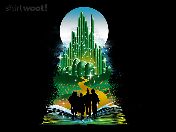 Woot!: Book of Wizards and Witches