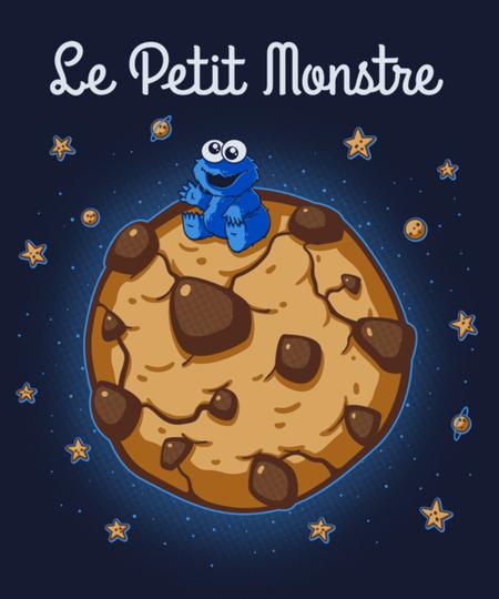 Qwertee: Le Petit Monstre