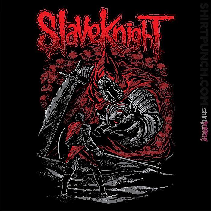 ShirtPunch: Slaveknight