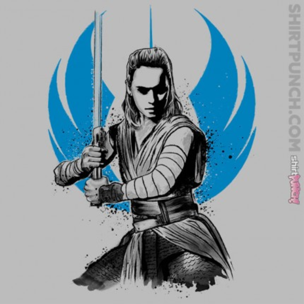 ShirtPunch: The way of the Jedi