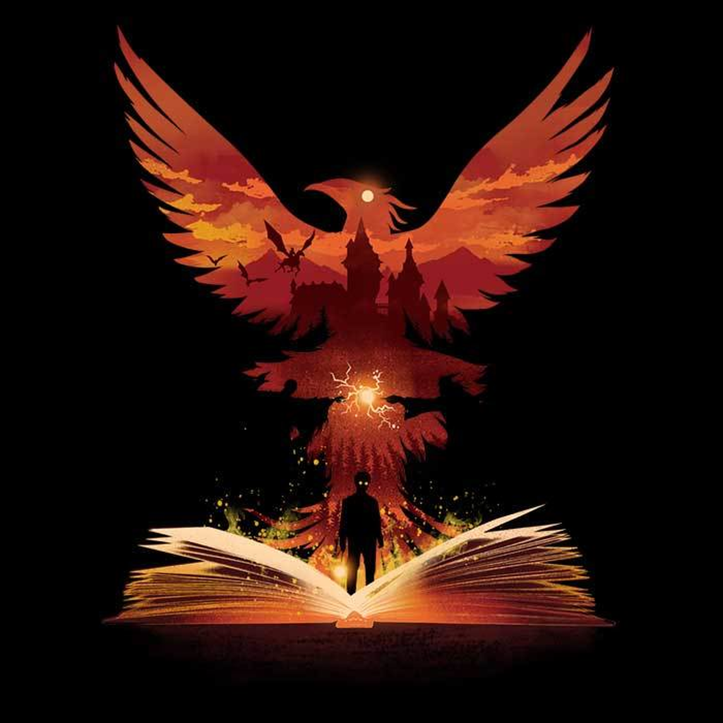 Once Upon a Tee: The 5th Book of Magic