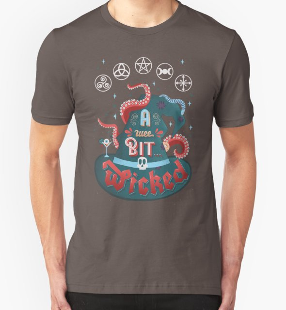 RedBubble: A Wee Bit... Wicked