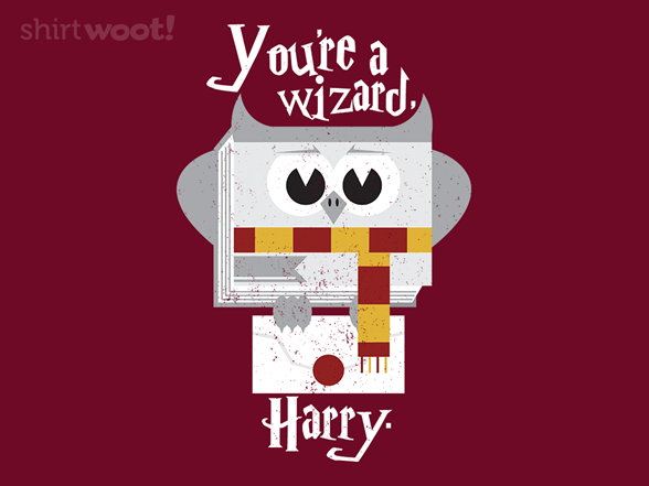 Woot!: You're a Wizard