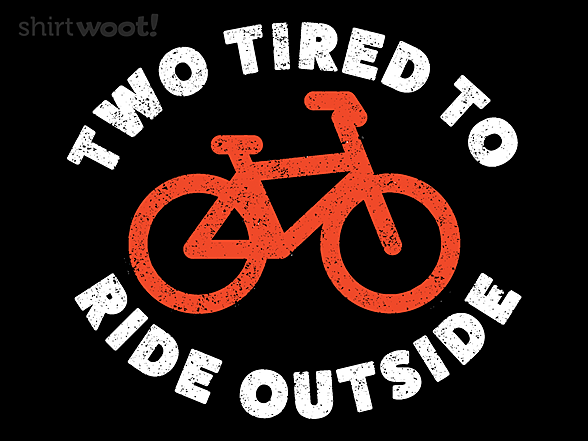 Woot!: Two-Tired