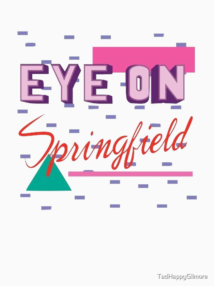 RedBubble: Eye on Springfield