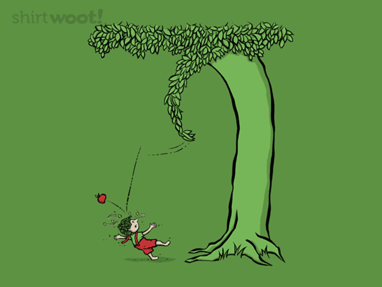 Woot!: The Grumpy Tree