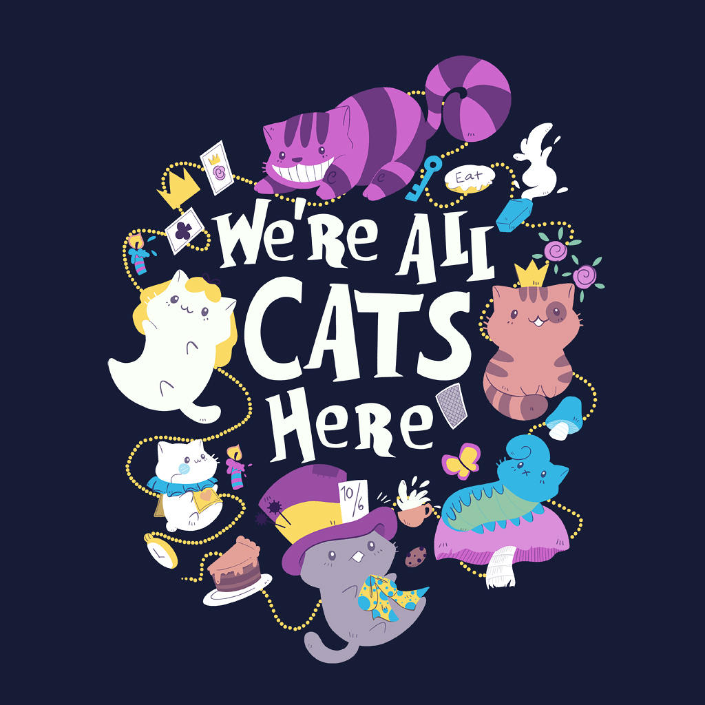 TeeTee: We Are All Cats Here