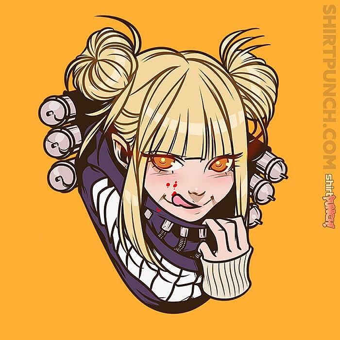 ShirtPunch: Himiko